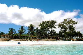 Greenwood Beach Resort on Cat Island