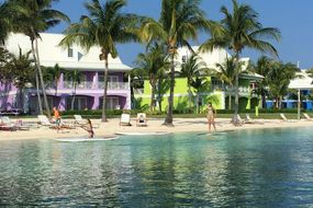 Old Bahama Bay Resort & Yacht Harbour on Grand Bahama