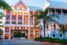 Pelican Bay Hotel on Grand Bahama