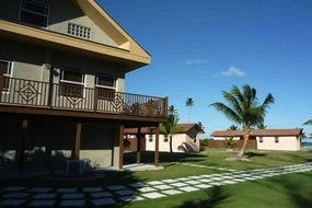 Swains Cay Lodge on Andros