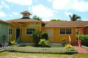 Nathan's Lodge on Andros