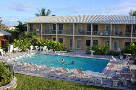 Orange Hill Beach Inn on New Providence